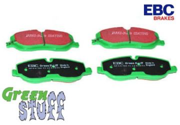 LR055454 LR134696 EBC Greenstuff High Performance Brake Pads